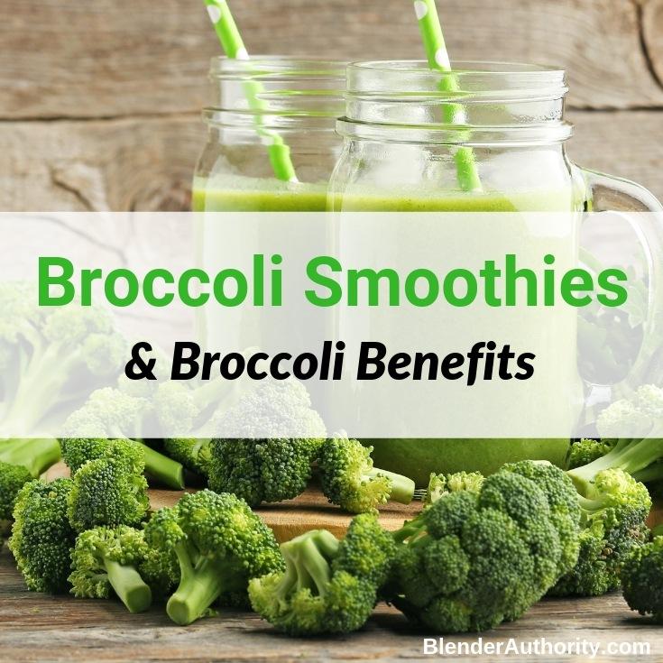 Best Broccoli Smoothie recipes