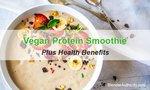 Favorite Vegan Protein Smoothie