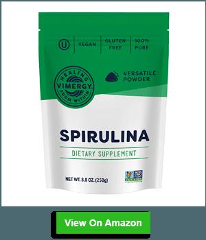 Vimergy USA Grown Spirulina