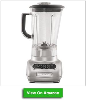 KitchenAid KSB560MC 5-Speed Blender with Polycarbonate Jar