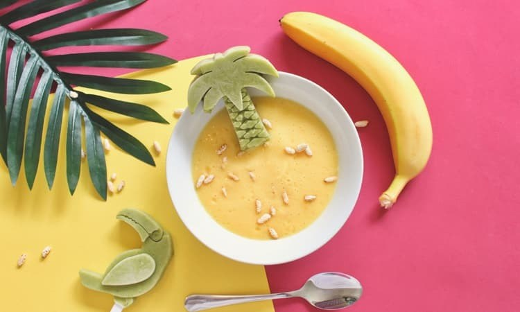 Protein-Rich Peanut Butter and Banana Smoothie