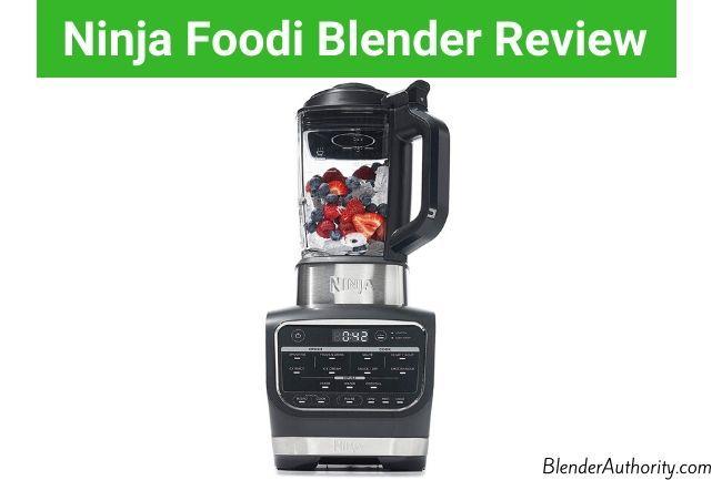 Ninja Foodi HB152 blender review