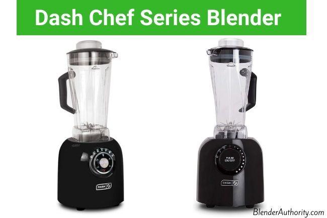 Dash Chef Series Blender review
