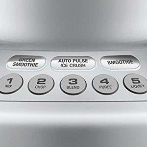Breville Fresh Furious BBL620 Controls
