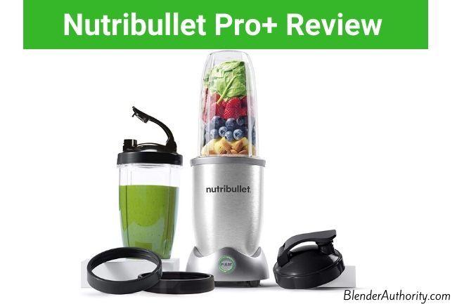Nutribullet N12-1001 Pro Plus blender