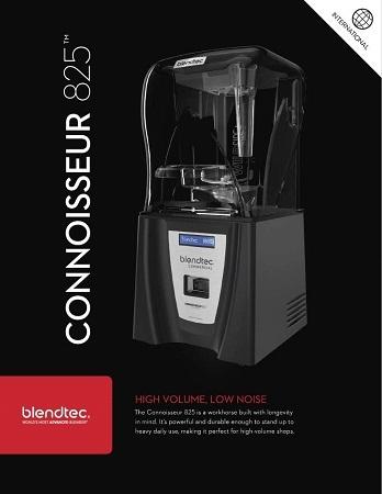 Blendtec Q series 825 review