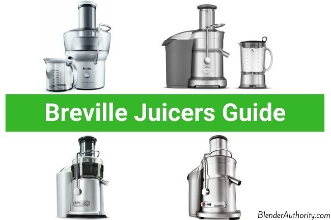Buying Guide to the Best Breville Juicer