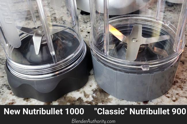 Nutribullet 1000 versus 900 extractor blade
